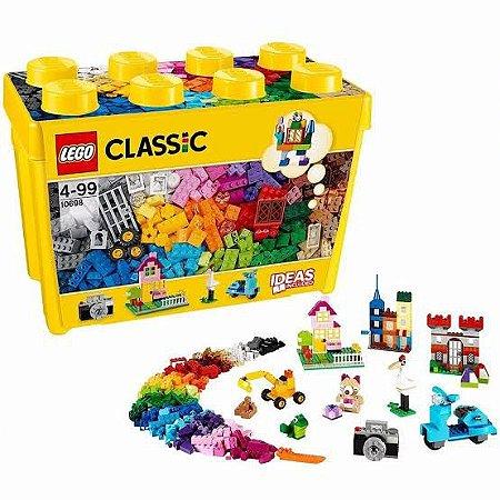CAIXA GRANDE DE PECAS CRIATIVAS 10698 - LEGO