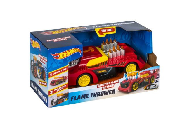ROAD RIPPERS - HOT WHEELS - FLAME THROWER - DTC