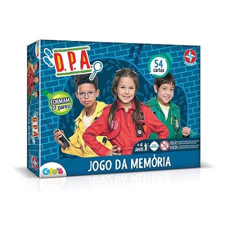 JOGO DA MEMORIA DPA - ESTRELA