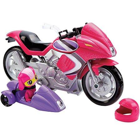 Barbie Motocicleta E Pet - Mattel Dhf21