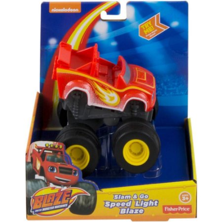 BLAZE VEICULOS TURBO CGK22 - FISHER PRICE