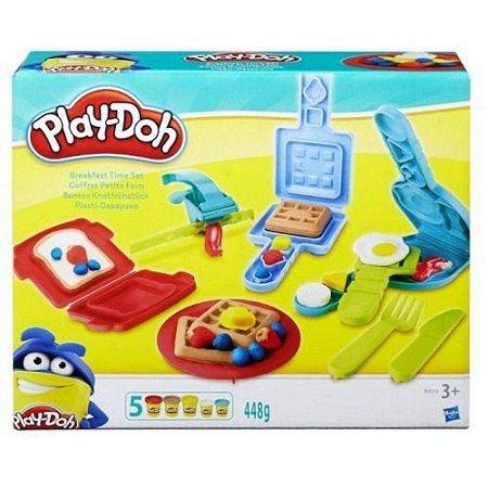 Play DOH DI Playset Cafe da Manha Hasbro B8510/B6768 12333