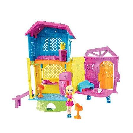Polly Pocket - Club House - Mattel DHW41