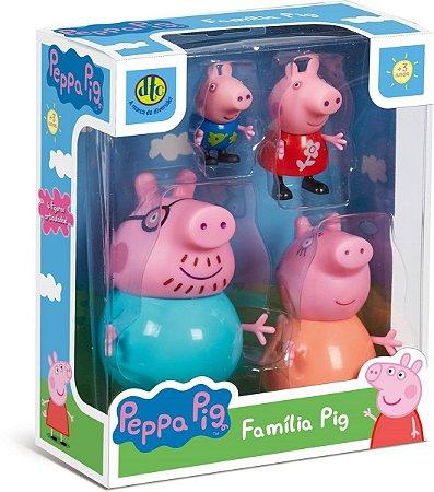 PEPPA - FAMILIA PIG - DTC