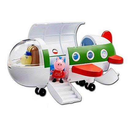 Avião Peppa Pig - DTC