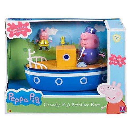 Peppa Pig Barco Do Vovo Dtc 4202