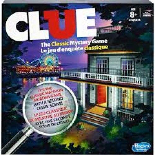 Jogo Clue A5826 - Hasbro