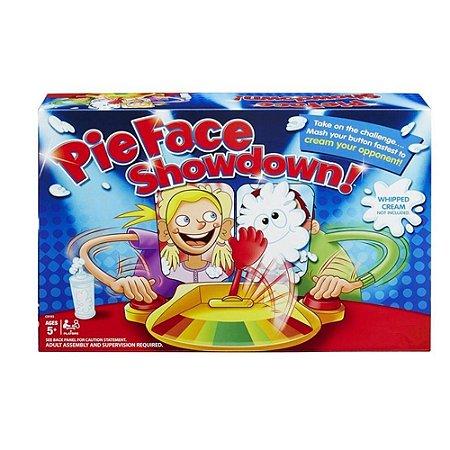 Jogo Pie Face: O Duelo - Hasbro