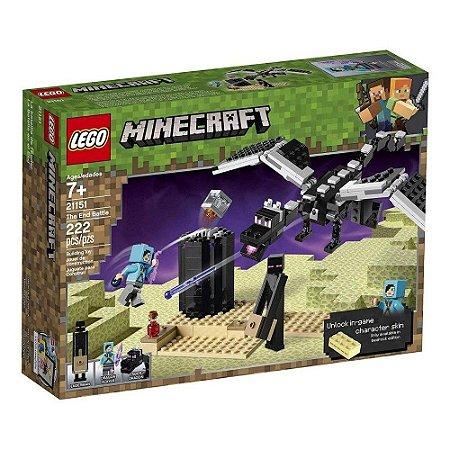 O Combate do Fim - LEGO 21151