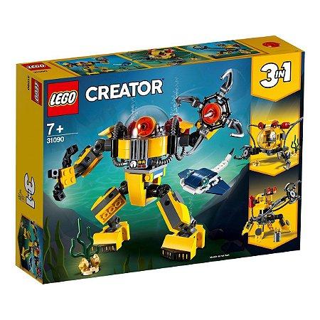 Robo Subaquatico - LEGO 31090