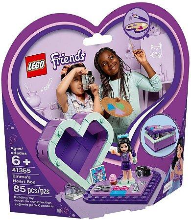 A Caixa Coracao da Emma - LEGO 41355