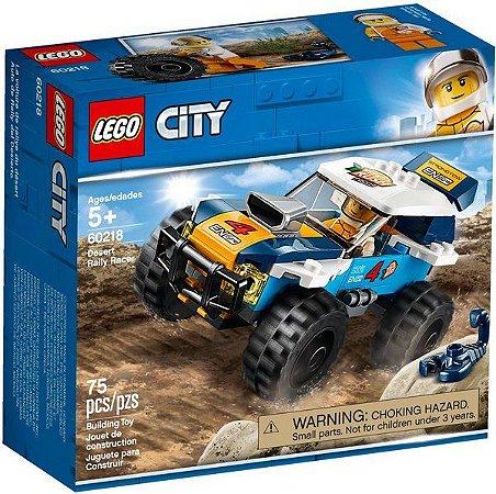 Carro de Corrida do Rali do Deserto LEGO 60218