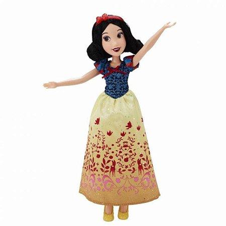 Boneca Branca De Neve Princesas Da Disney - B5289 - Hasbro