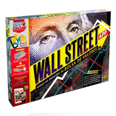 Wall Street App - Grow