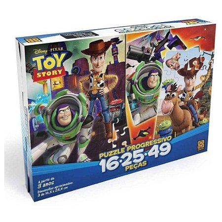 Quebra-cabeça Progressivo - Toy Story 3 - Grow
