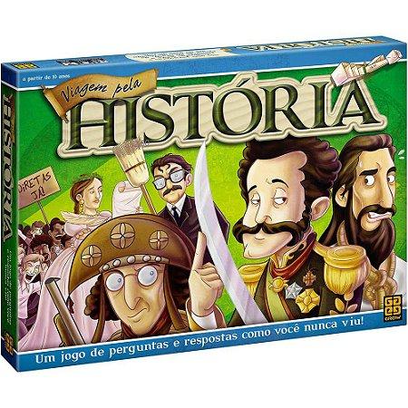 Jogo Viagem Pela História - Grow