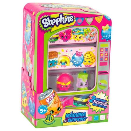 Shopkins - Máquina de Shopkins - DTC