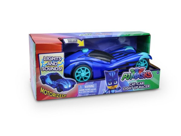 PJ MASKS - CARRO LUMINOSO