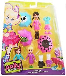 POLLY ESTACOES DA POLLY X1452 - MATTEL
