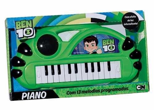 Piano Infantil - Ben 10 - Rosita