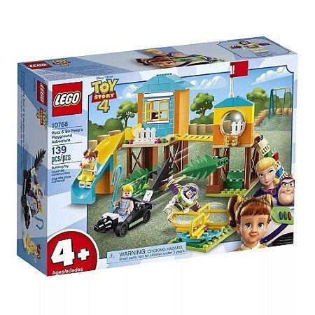 A Aventura no Playground de Buzz e Bo Peep - LEGO 10768