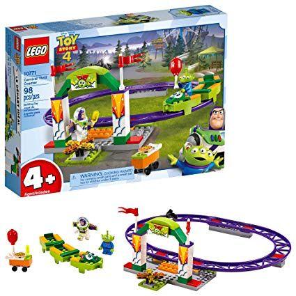 Montanha-Russa de Emocoes de Carnaval LEGO 10771