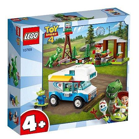 Toy Story 4 Ferias com Trailer LEGO 10769