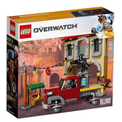O Showdown de Dorado LEGO 75972