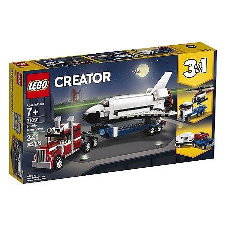 Transportador de Onibus Espacial - LEGO 31091