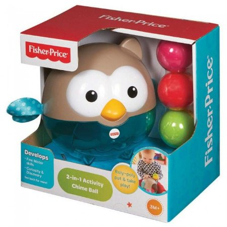 ACTIVITY CHIME BALL - CDR53 - FISHER-PRICE