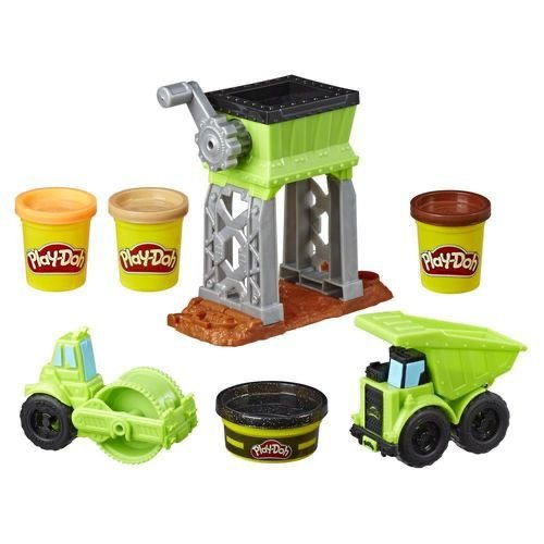 PLAY-DOH WHEELS TERRENO DE CASCALHO - E4293 - HASBRO