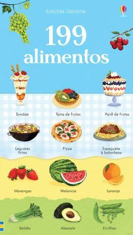 199 Alimentos - Usborne