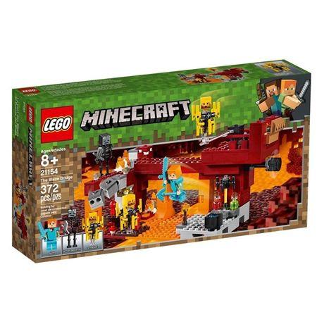 A Ponte Flamejante LEGO 21154