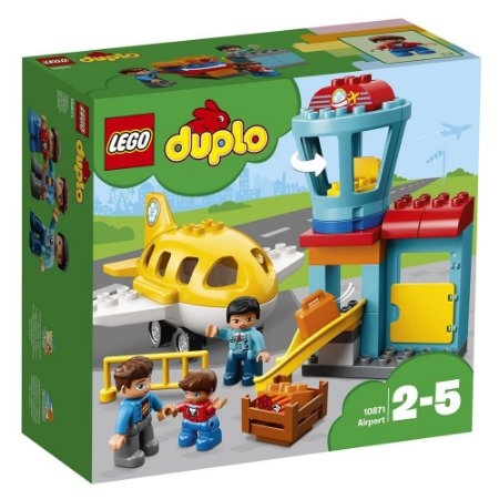 AEROPORTO LEGO 10871