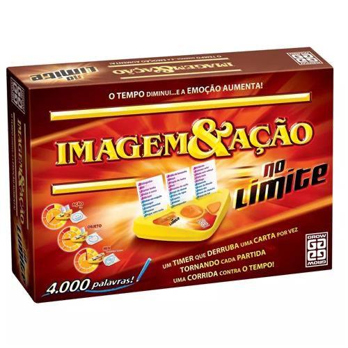 IMAGEM & ACAO - NO LIMITE - GROW