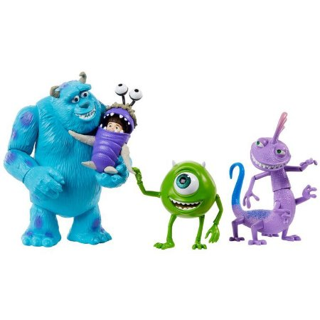GMD17 PIXAR MONSTROS AS PACOTE