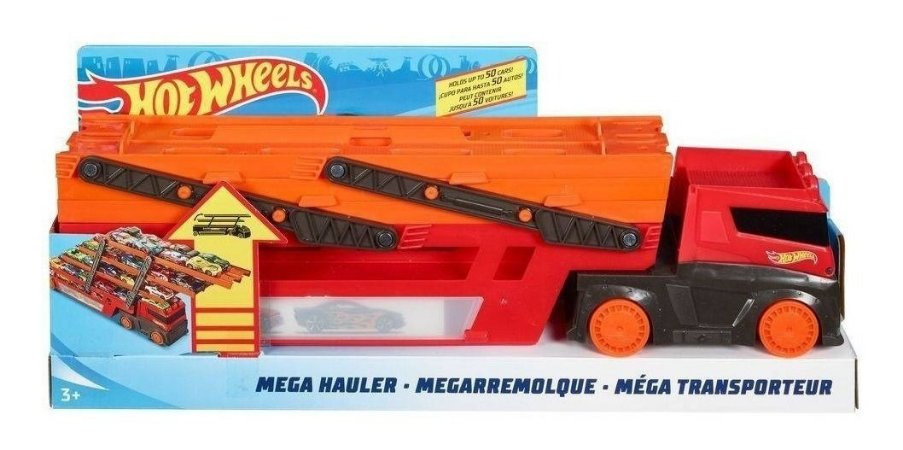 Hot Wheels Mega Caminhao GHR48 - MATTEL