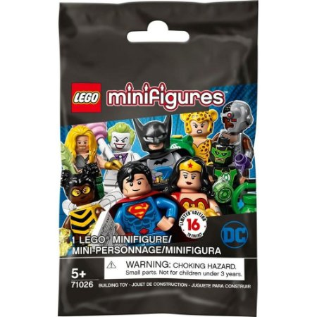 DC SUPER HEROES SERIES - 71026 - LEGO
