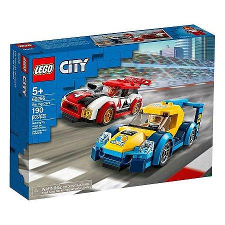 CARROS DE CORRIDA - 60256 - LEGO