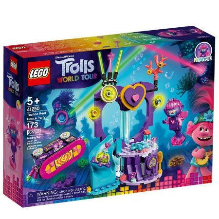 FESTA DE DANCA TECHNO NO RECIFE - 41250 - LEGO