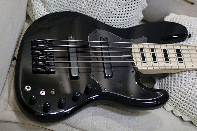 Super jazz 6  Garcia's - Black
