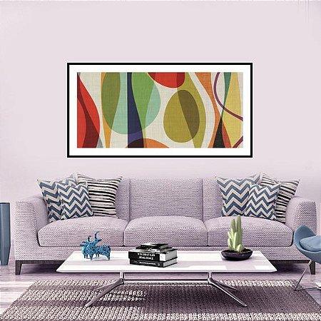 Quadro abstrato Color medida 60 A x 1.20 L