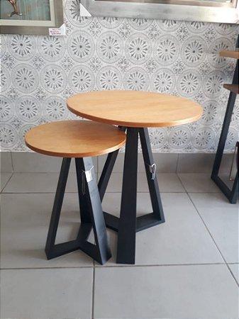 Mesas conjunto 2 peças