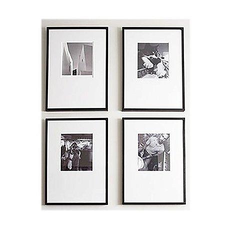 Quadros para fotos composição 4 peças