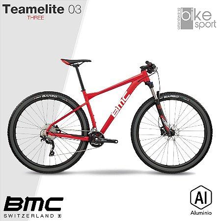 BIC. ALUMINIO TEAMELITE 03 THREE DEORE TEAM RED
