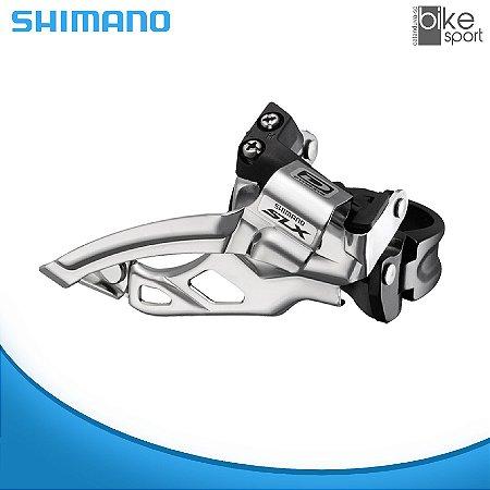 CAMBIO DIANTEIRO FDM675 SLX 34,9MM 38X44T TOP SWING SHIMANO