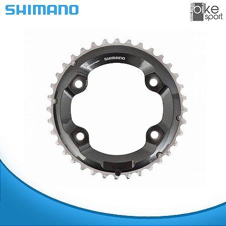COROA SHIMANO DEORE XT FC-M8000 36D BC P/36/26D