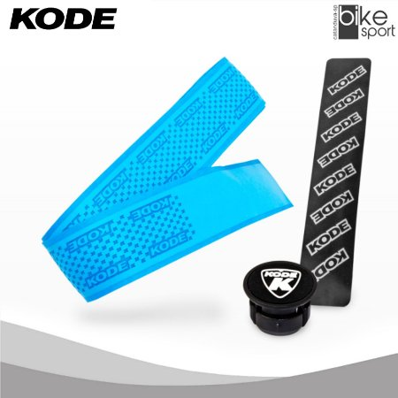 FITA DE GUIDAO ROAD KODE 2MM ESPESS. AZUL - (1)