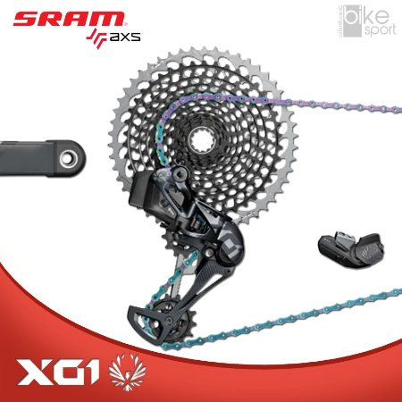 GRUPO SRAM EAGLE X01 AXS DUB