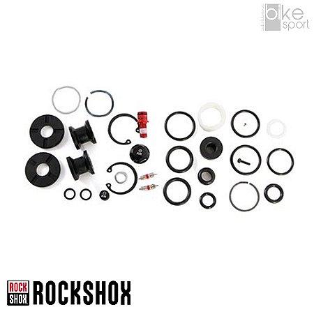 Kit Reparo Susp Rockshox Reba Dual Air/Motion Cont O-Rings